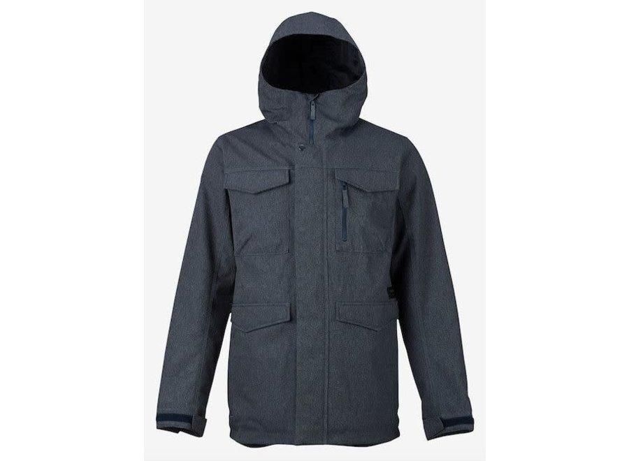 Covert Jacket - Denim