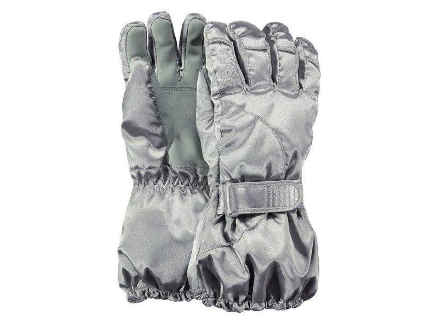 Tec Gloves - Silver