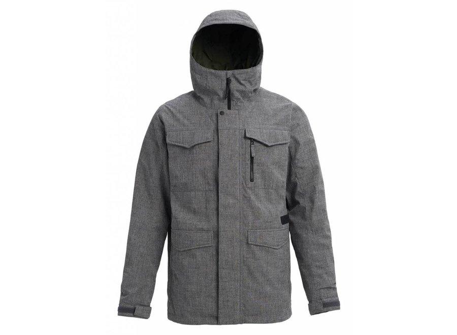 Covert Jacket - Bog Heather