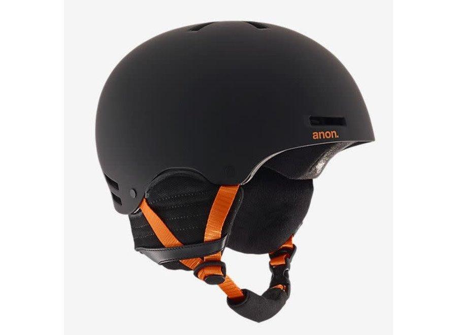 Raider - Black / Orange