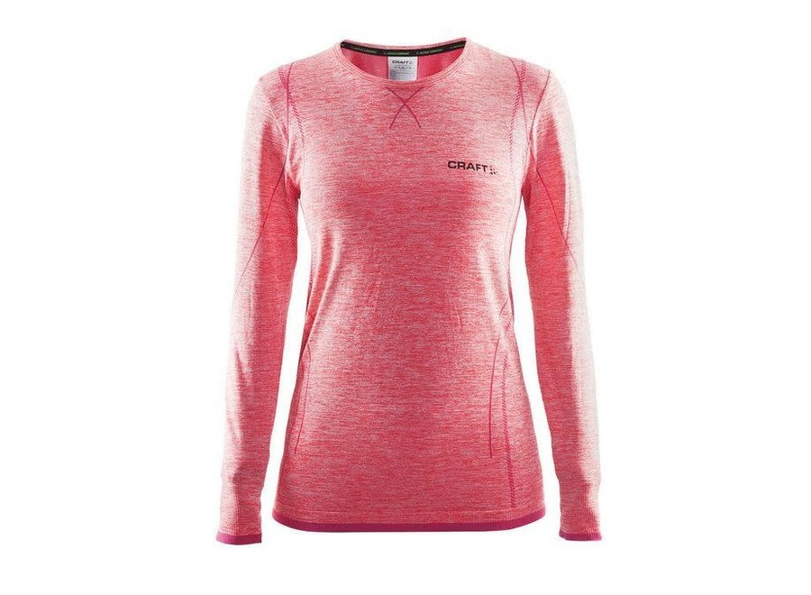Active Comfort Roundneck Longsleeve - Crush