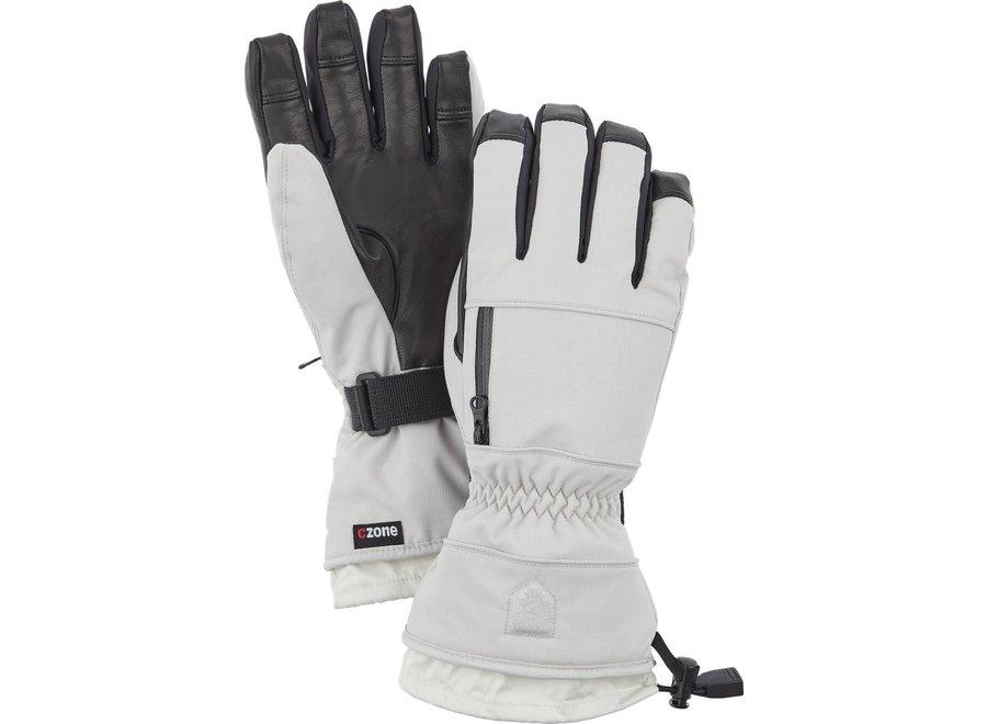 CZone Pointer - 5 Finger - Pale Grey
