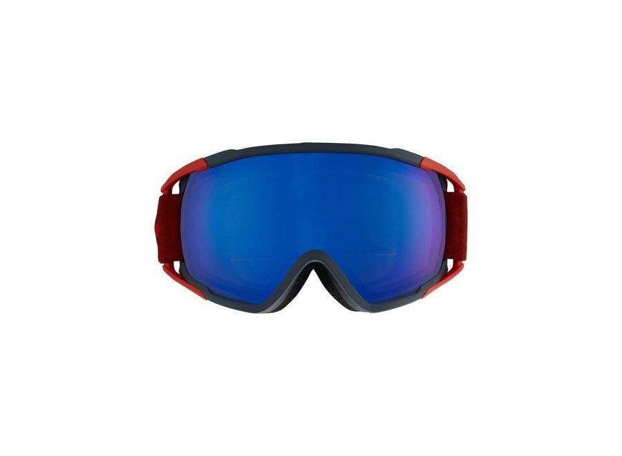 Circuit - Carmine Red / SONAR Blue