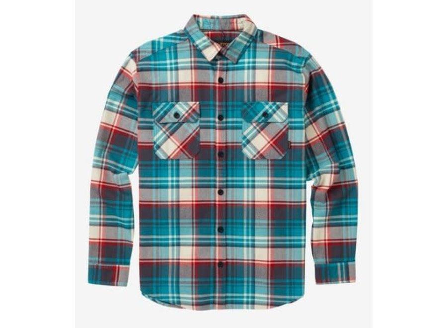 Brighton Shirt - Tahoe Stump Plaid