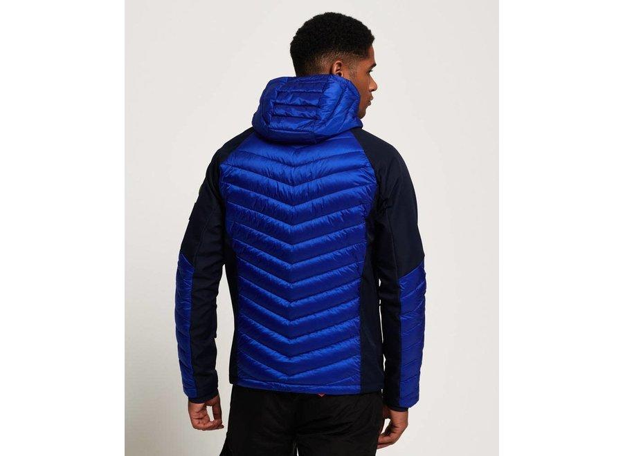 Kiso Padded Racer Jacket