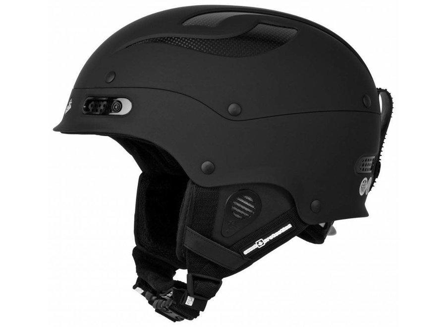 Trooper Helmet - Dirt Black