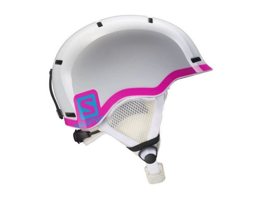 Grom - White Glossy / Pink