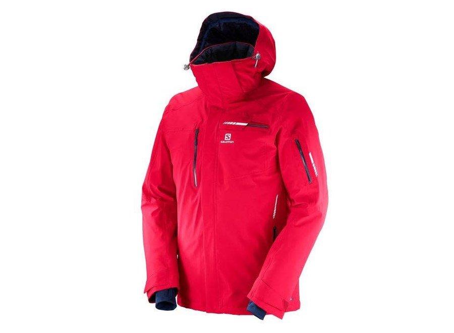 Brilliant Jacket - Barbados Cherry