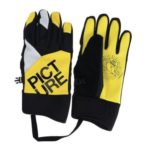 Picture Organic Clothing Label Gloves