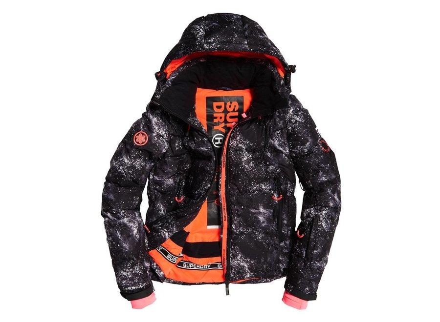 Snow Shadow Down Jacket - Snow Spray