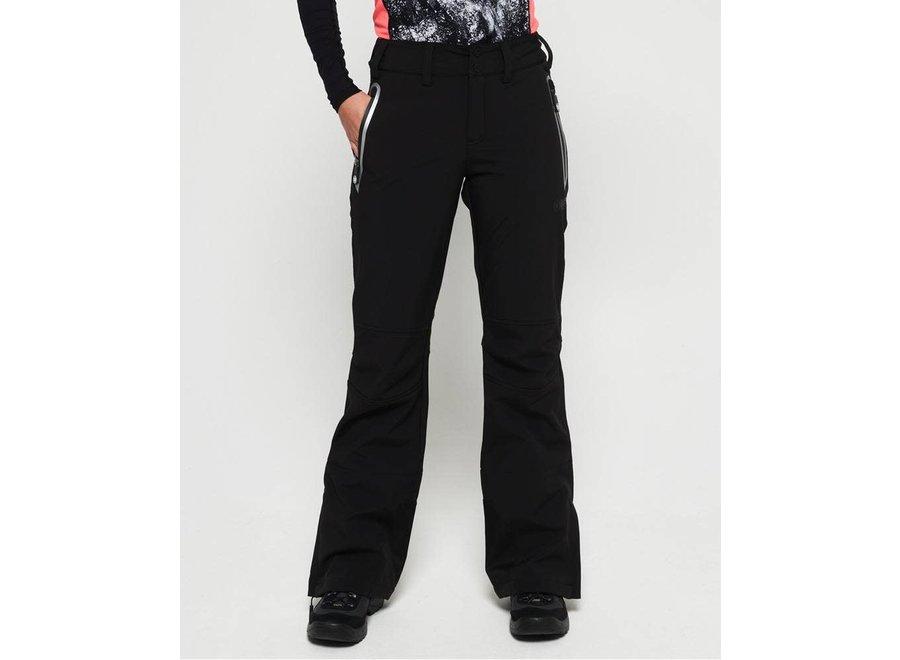 Sleek Piste Ski Pant - Black