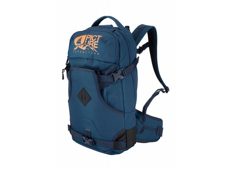 Oroku 22L Backpack - Dark Blue