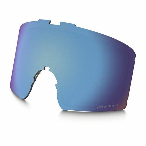 Oakley Lineminer Prizm Sapphire Lens