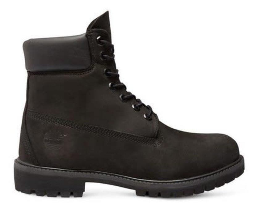 Premium 6-Inch Boot - Black