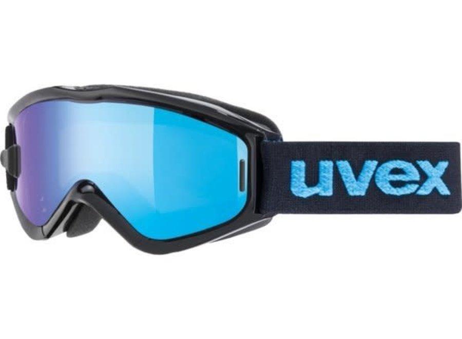 Uvex Speedy Pro - Black-Blue