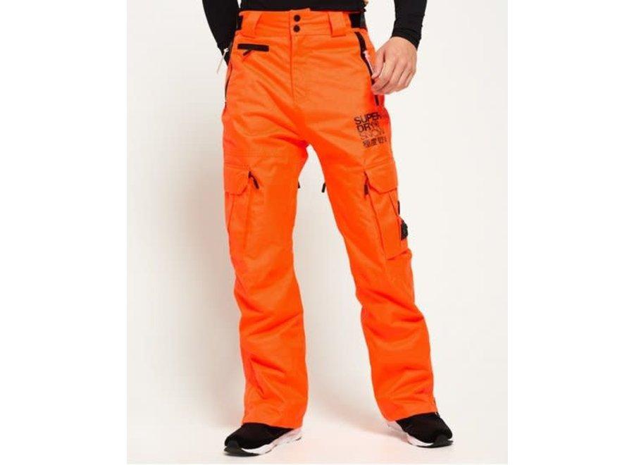 Snow Pant - Strong Orange