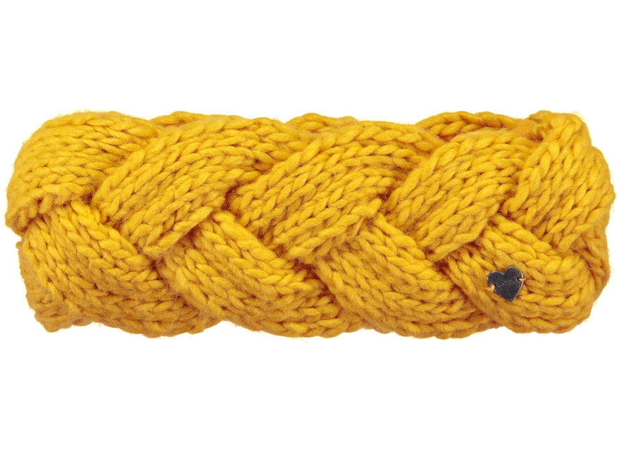 Jackie Headband – Yellow