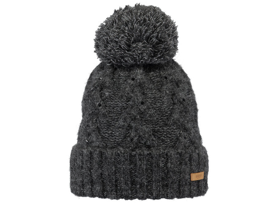 Iphe Beanie – Dark Heather