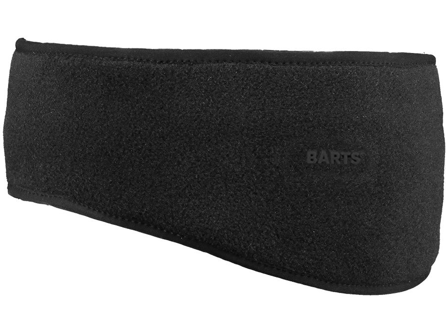 Fleece Headband – Black