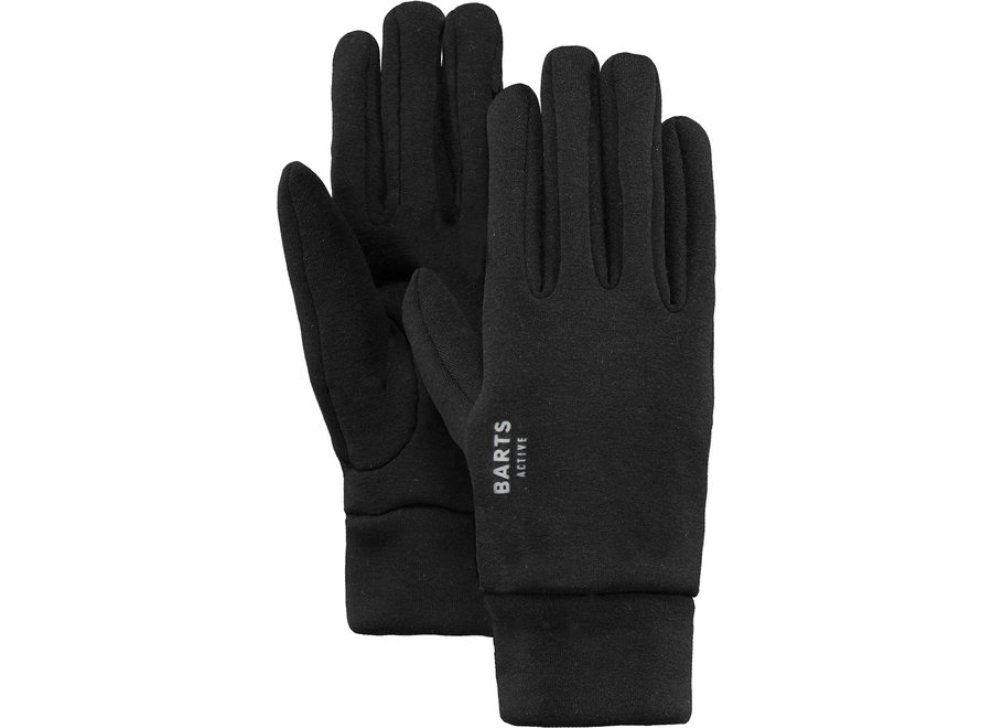 Powerstretch Gloves – Black
