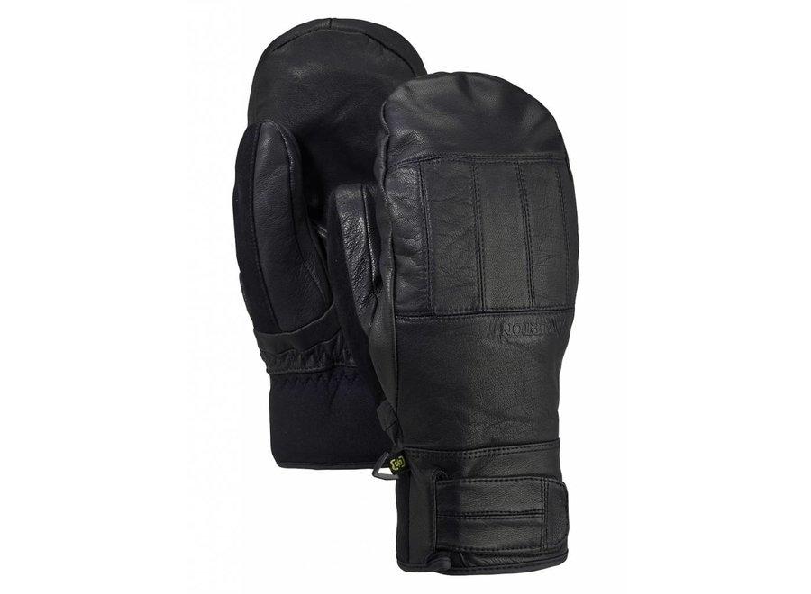 Gondy Gore Leather Mitt – True Black
