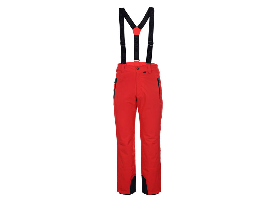 Noxos Pant - Coral Red