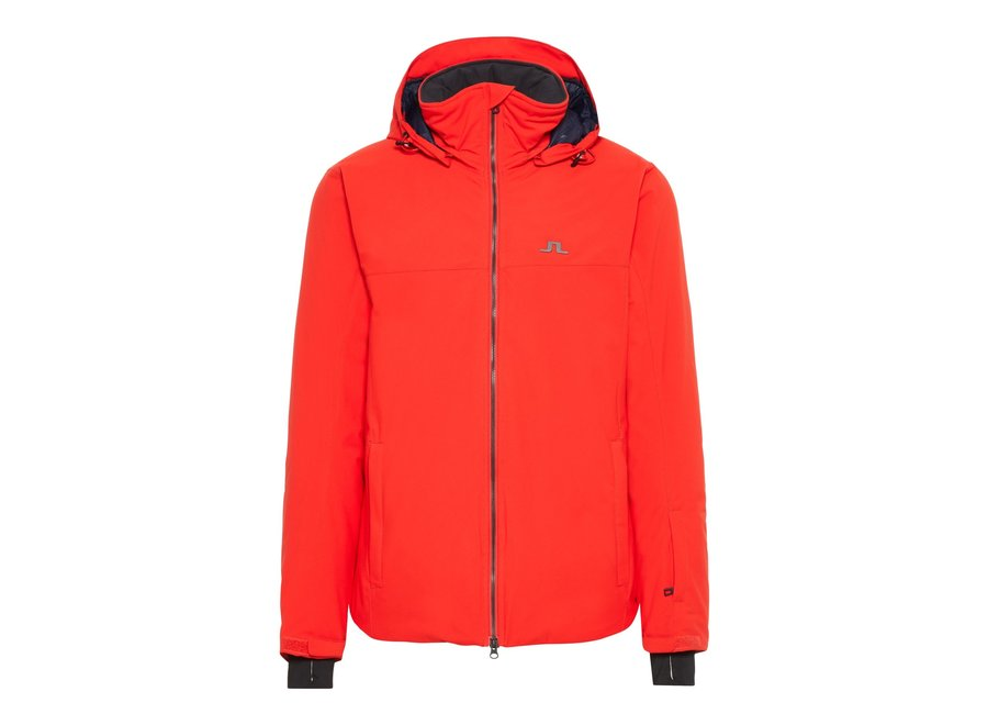 Truuli Jacket – Racing Red