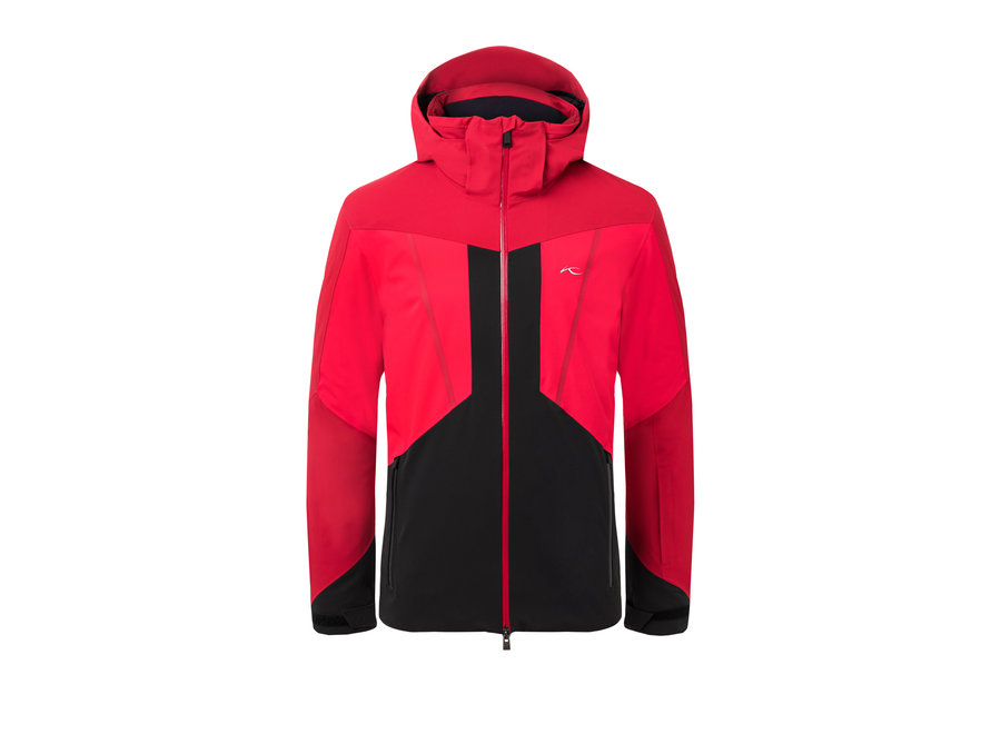 Boval Jacket – Currant Red / Scarlet