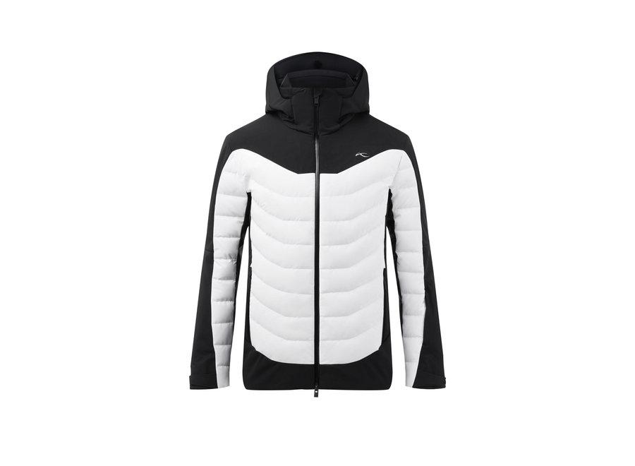 Sight Line Jacket – Black / White