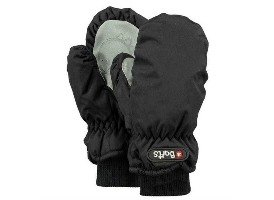 Nylon Mitts Kids - Black