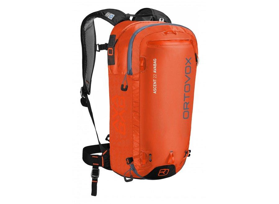 Ascent 22 Avabag – Crazy Orange