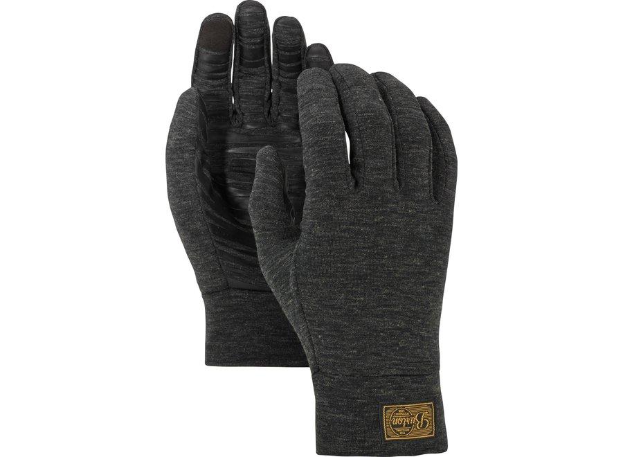 Dri Release Wool Liner – True Black Heather