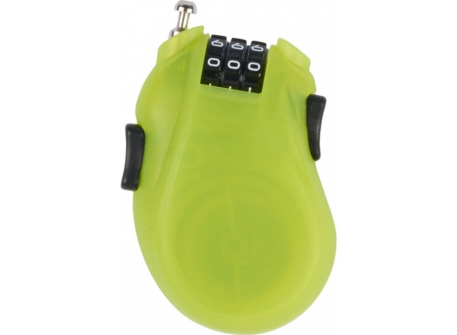 Cable Lock – Lime