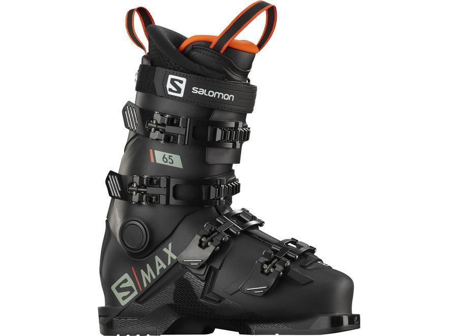 S/Max 65 – Black / Red