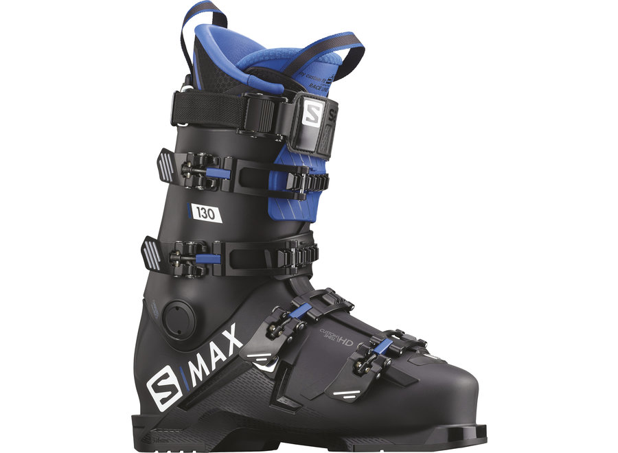 S/Max 130 – Black / Race Blue