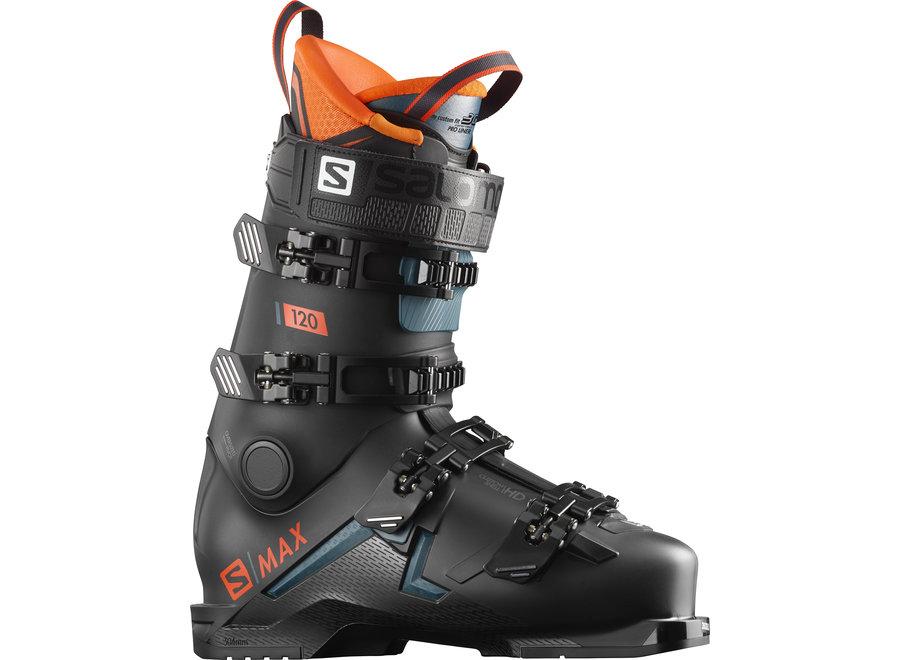 S/Max 120 – Black / Orange