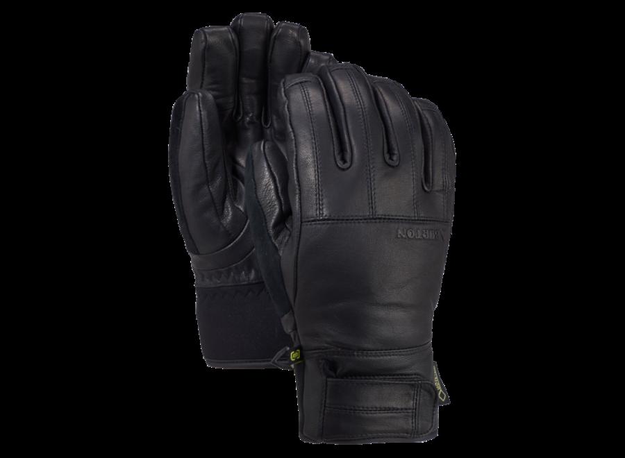 Gondy Gore Leather Glove – True Black