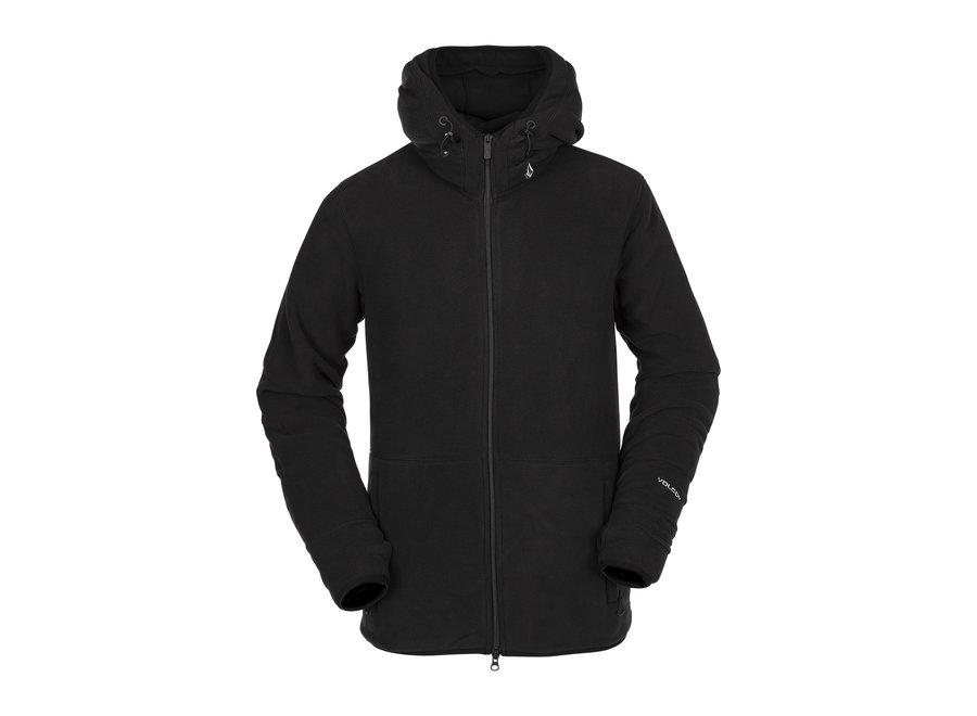Polartec® Fleece – Black