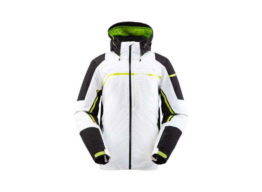 Titan GTX Jacket – White
