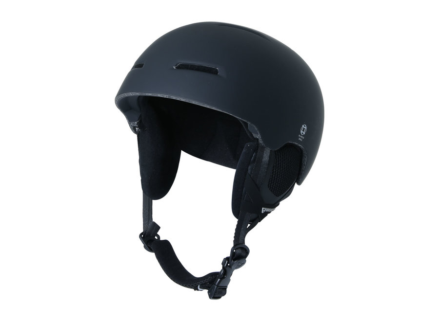 Maddox 3 Helmet – Black