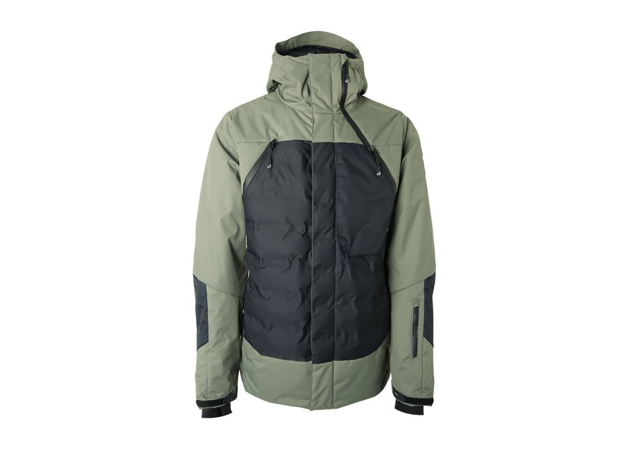 Spark Jacket – Beetle Green