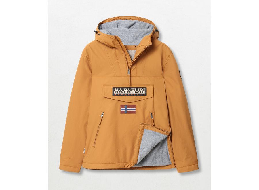 Rainforest Pocket Jacket – Golden Brown