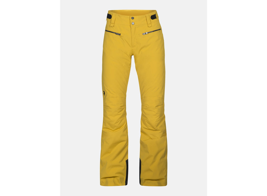 Scoot Pant – Yellow Flow