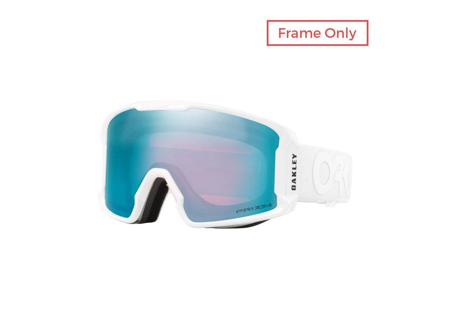 Line Miner XM Frame – Factory Pilot Whiteout