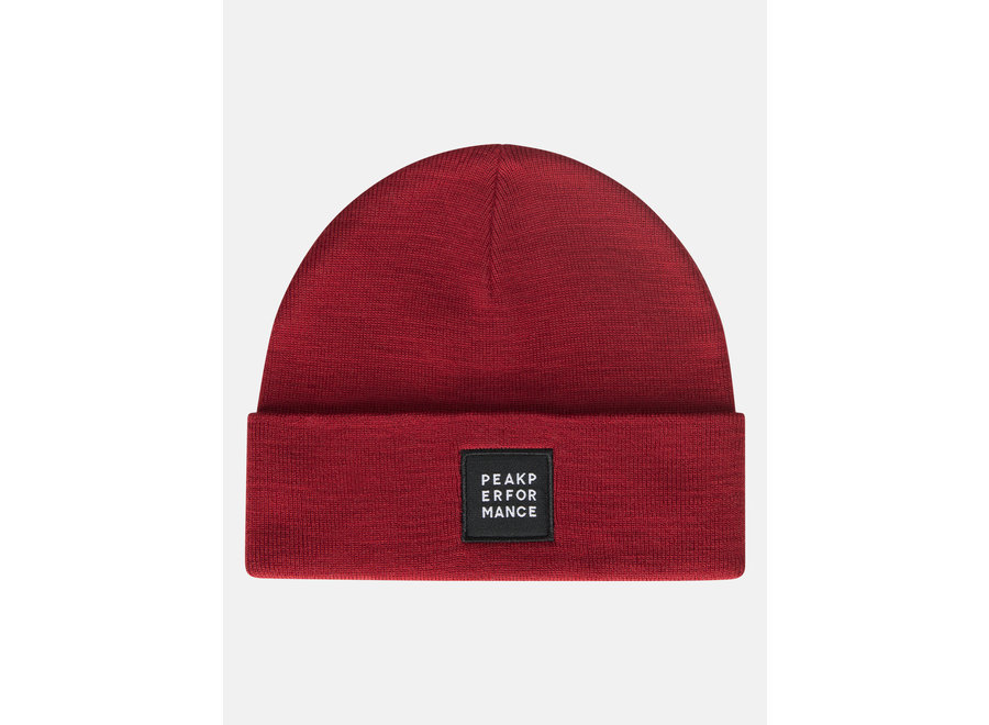 Switch Beanie – Dark Chilli