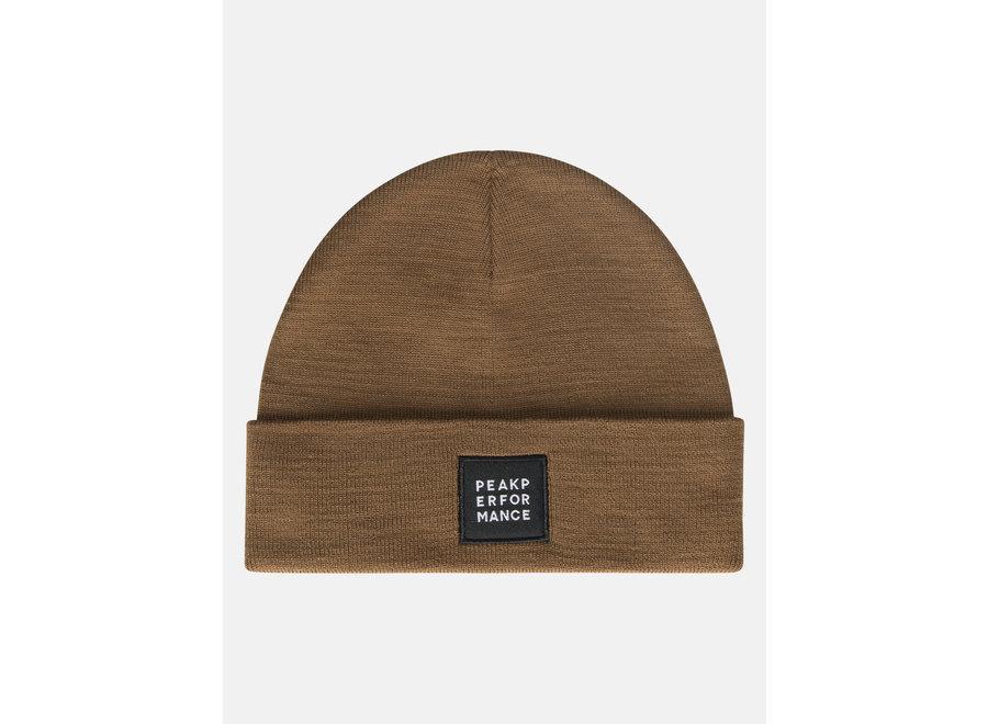 Switch Beanie – Honey Brown