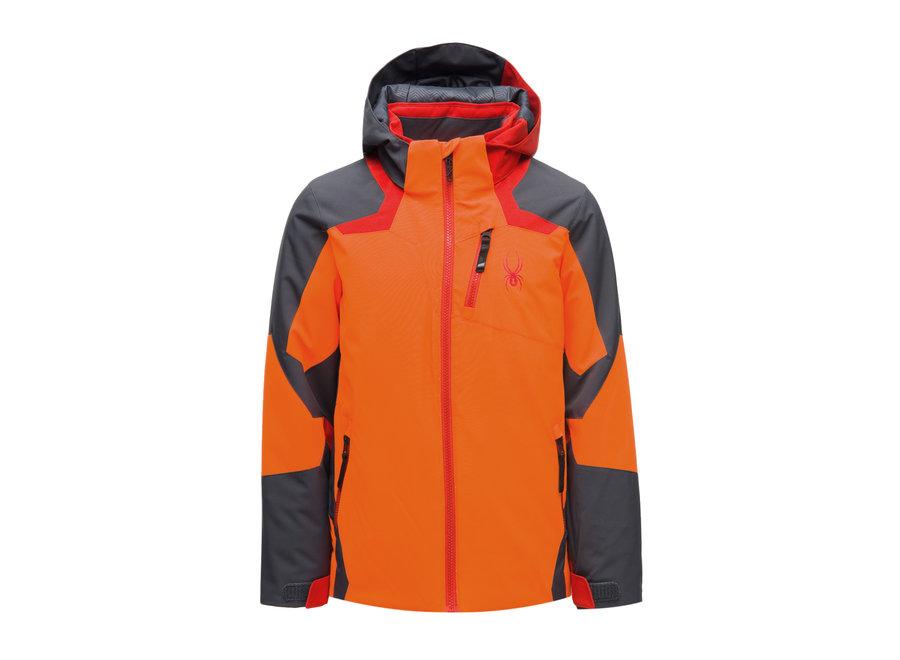 Leader Jacket – Bryte Orange