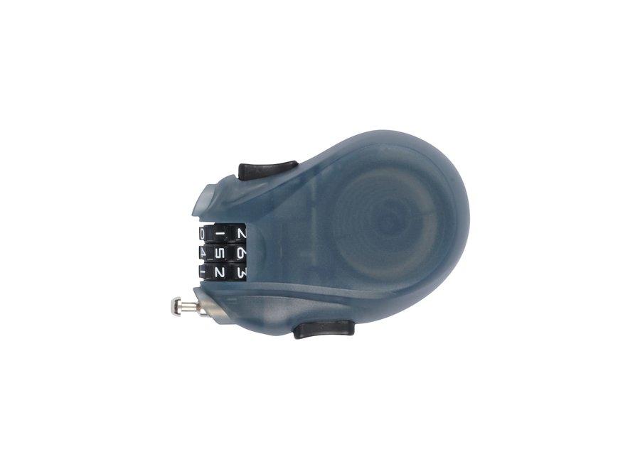 Cable Lock – Translucent Black