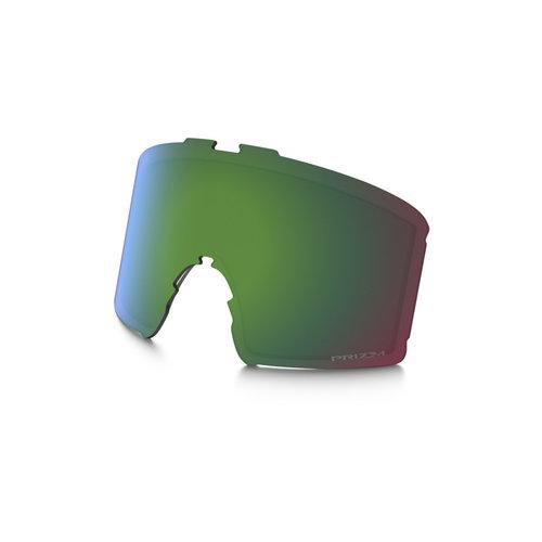 Oakley Line Miner Youth Prizm Jade Iridium Lens