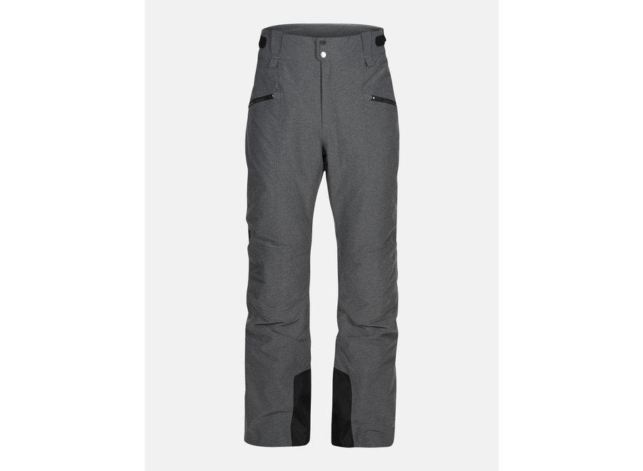 Scoot Pant – Grey Melange
